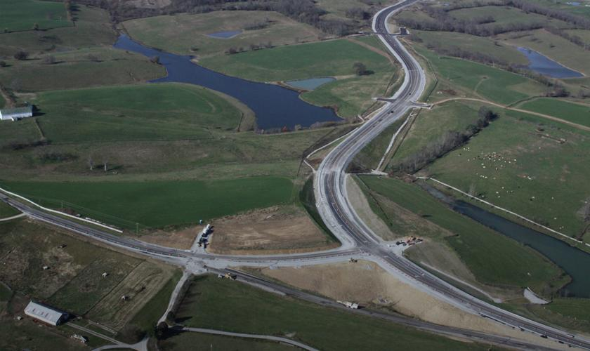 KYTC Flemingsburg Bypass Extension :: GRW