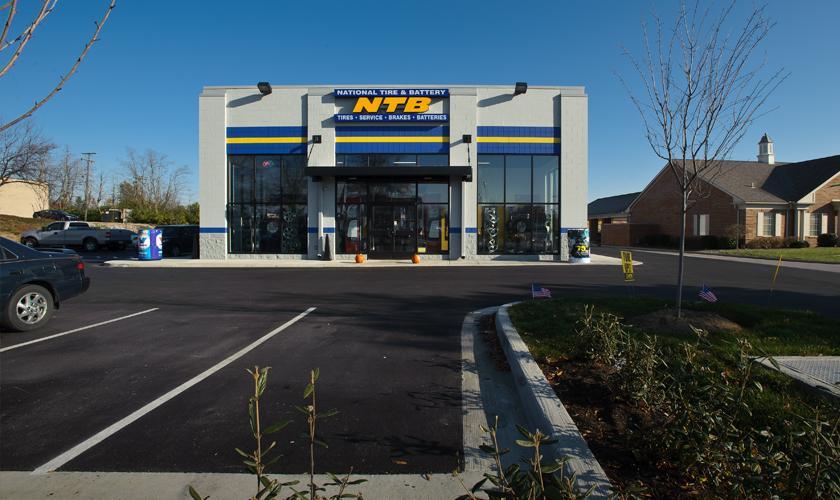 National Tire & Brake (NTB) Auto Service Center :: GRW